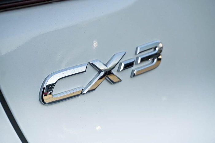 2020 Mazda CX-3 Maxx Sport DK White