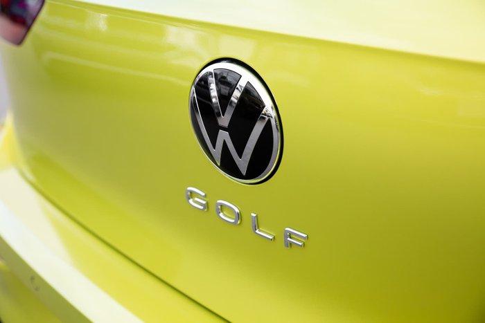 2021 Volkswagen Golf 110TSI R-Line 8 MY21 Atlantic Blue