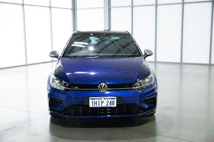 2020 Volkswagen Golf R 7.5 MY20 Four Wheel Drive Lapiz Blue
