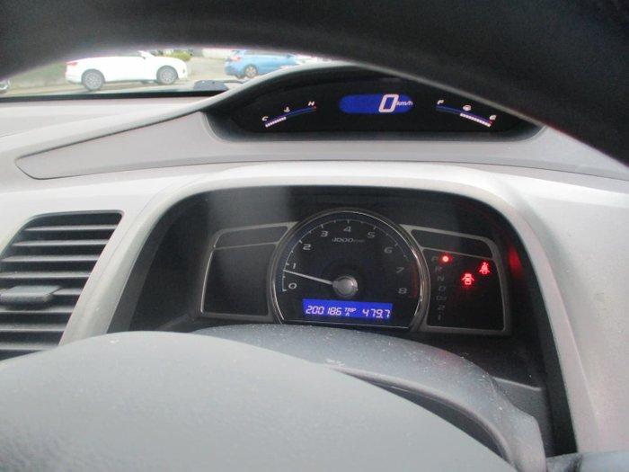 2007 Honda Civic VTi 8th Gen MY07 White