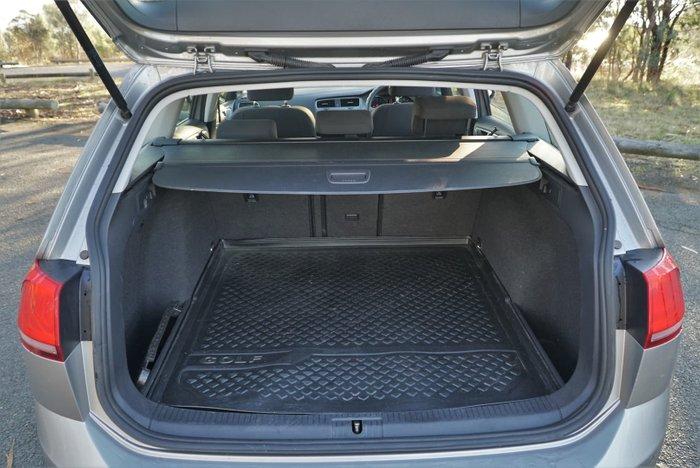 2015 Volkswagen Golf 90TSI Comfortline 7 MY15 Silver