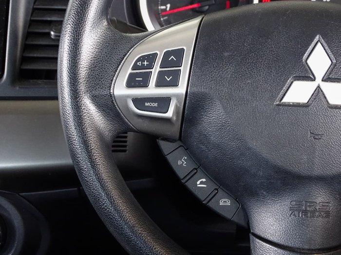 2014 Mitsubishi Lancer ES CJ MY14 Silver