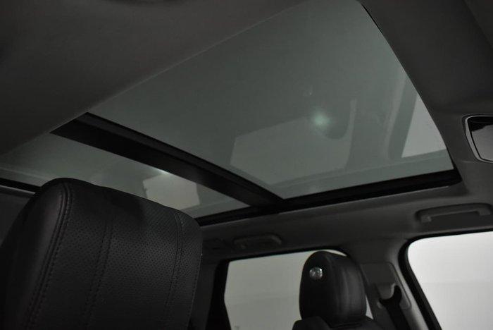 2016 Land Rover Range Rover Sport SDV6 HSE L494 MY16 4X4 Dual Range Fuji White