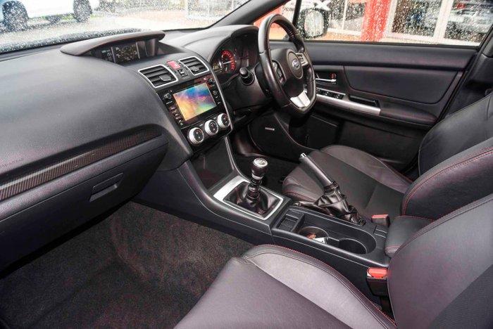 2016 Subaru WRX Premium V1 MY17 AWD Dark Grey