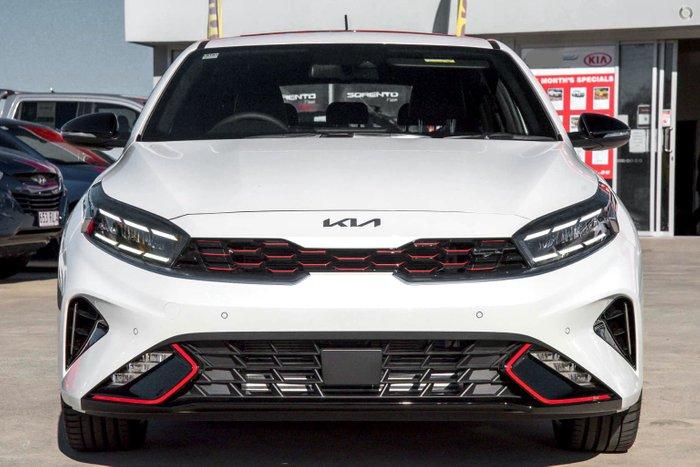 2021 Kia Cerato GT BD MY22 Snow White Pearl