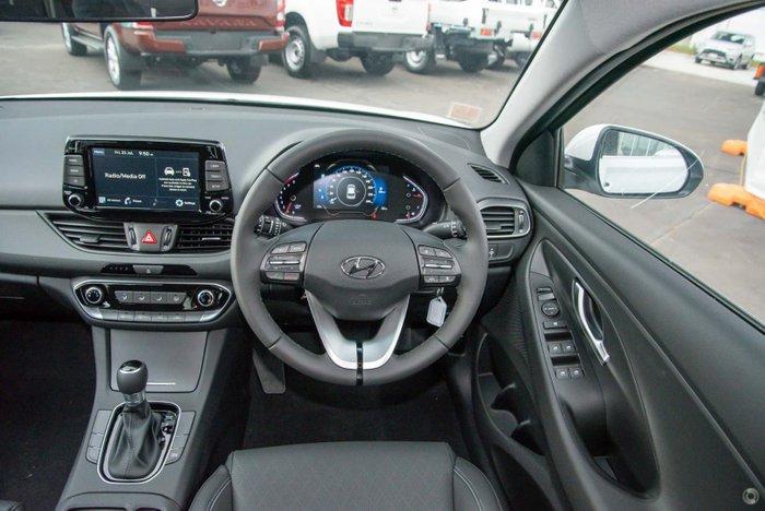 2021 Hyundai i30 Active PD.V4 MY21 Polar White