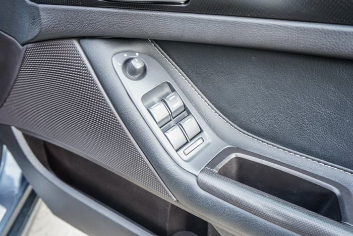 2016 Ford Falcon XR6 Turbo FG X Smoke