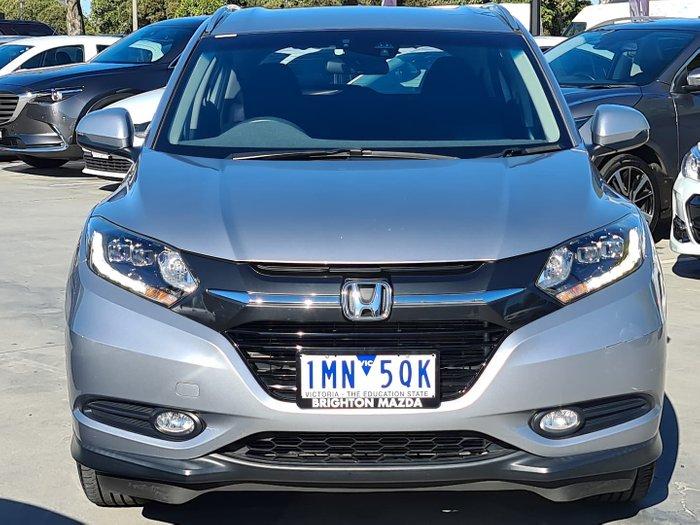 2018 Honda HR-V VTi-S MY17 Lunar Silver