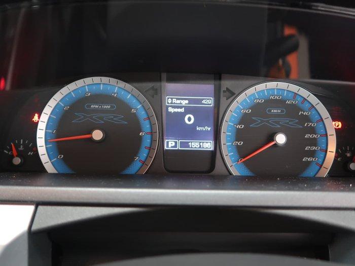 2010 Ford Falcon XR6 FG Sunburst