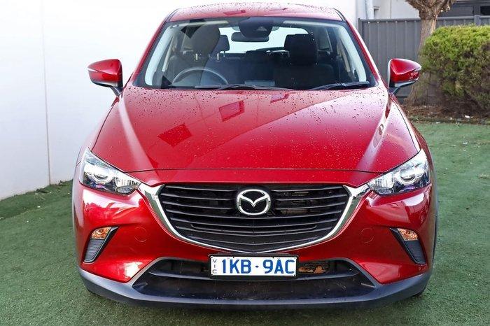 2018 Mazda CX-3 Neo DK Red