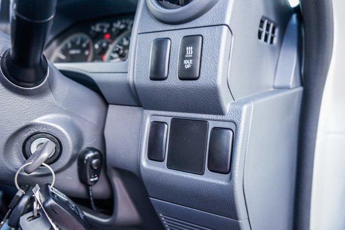 2020 Toyota Landcruiser GXL VDJ79R 4X4 Dual Range French Vanilla