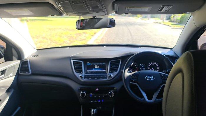 2015 Hyundai Tucson Active X TL Black