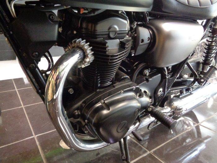 Kawasaki 2020 KAWASAKI 800CC EJ800BLF BLACK