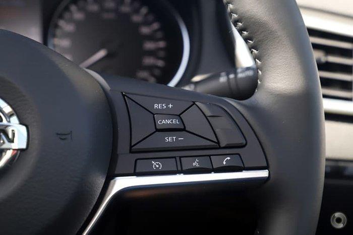 2021 Nissan QASHQAI ST-L J11 Series 3 MY20 Ivory Pearl