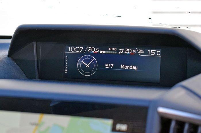 2019 Subaru XV 2.0i-S G5X MY19 AWD Crystal White