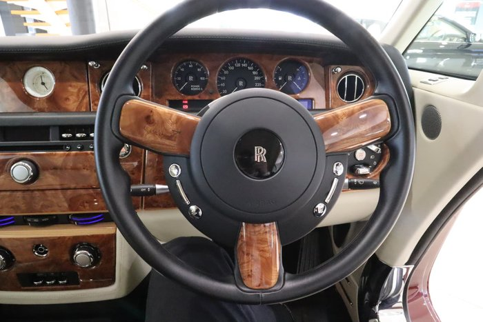2008 Rolls-Royce Phantom 3C68 Red