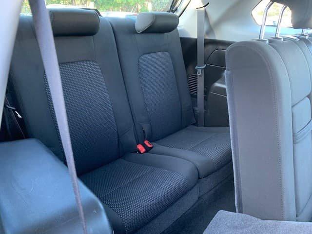 2013 Holden Captiva 7 SX CG Series II MY12 Midnight Blue