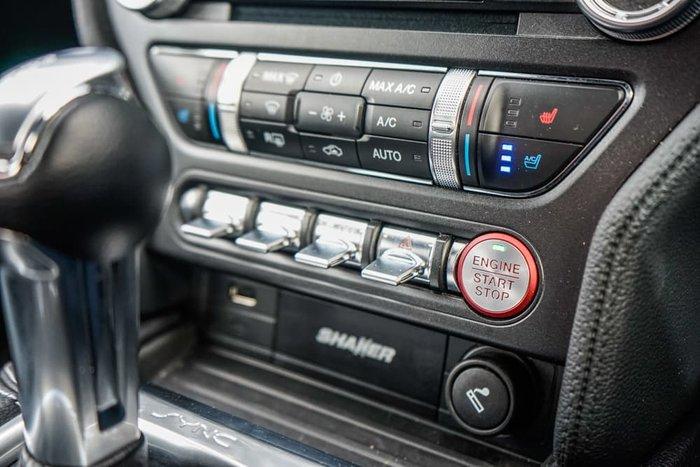 2018 Ford Mustang GT FN MY19 Orange Fury