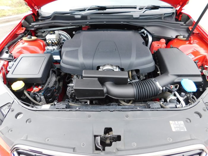 2015 Holden Ute SV6 Storm VF MY15 Red