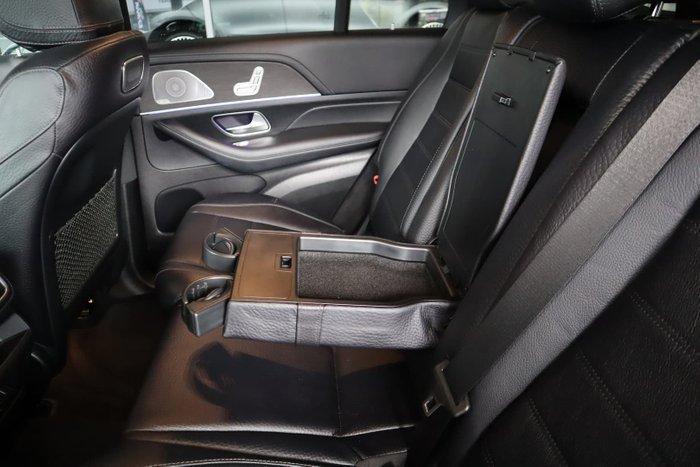 2019 Mercedes-Benz GLE-Class GLE400 d V167 Four Wheel Drive Silver