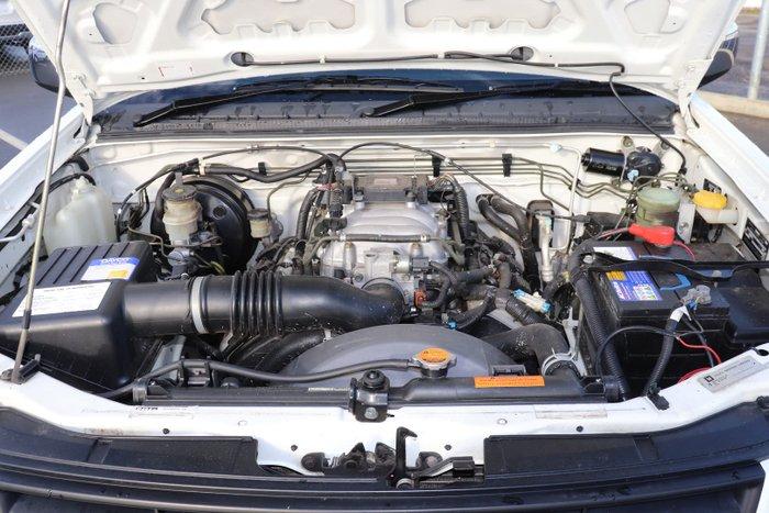 2003 Holden Rodeo LT RA Alpine