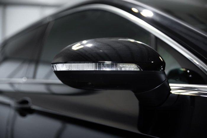 2021 Volkswagen Passat 206TSI R-Line B8 MY21 Four Wheel Drive Deep Black
