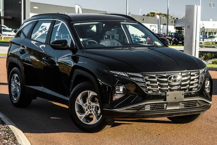2021 Hyundai Tucson NX4.V1 MY22 Black