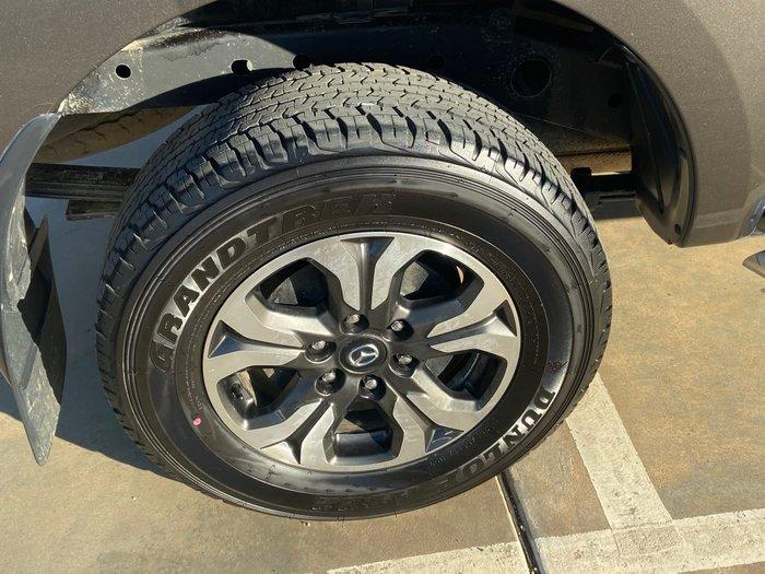 2016 Mazda BT-50 XTR UR 4X4 Dual Range Brown