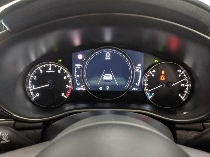 2021 Mazda 3 G20 Pure BP Series Jet Black