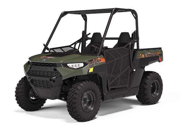 2021 POLARIS Ranger 2021 RANGER 150 SAGE GREEN