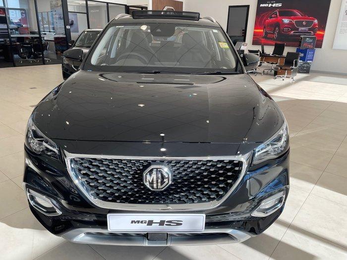 2021 MG HS Essence X SAS23 MY21 AWD Black Pearl