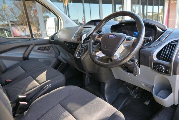 2017 Ford Transit Custom 340L VN Frozen White