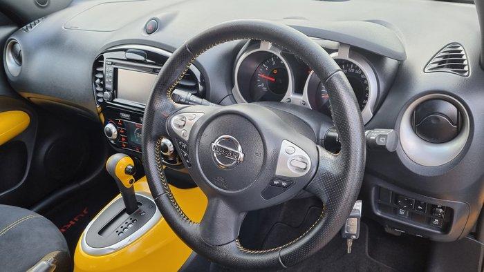 2015 Nissan JUKE N-TEC F15 Series 2 Bumblebee