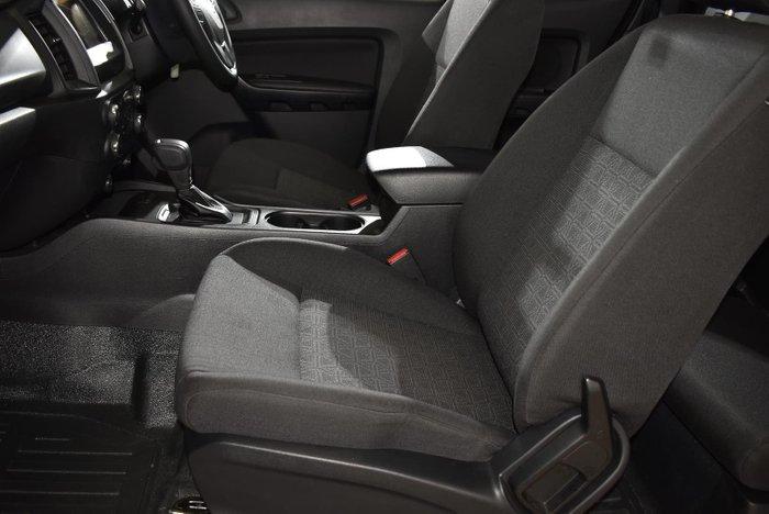 2020 Ford Ranger XL PX MkIII MY20.25 4X4 Dual Range Arctic White