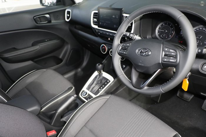 2021 Hyundai Venue Active QX.V3 MY21 Phantom Black
