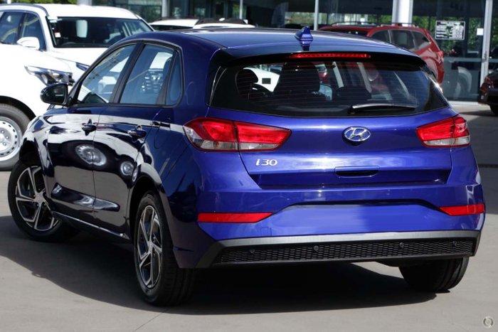 2021 Hyundai i30 PD.V4 MY21 Intense Blue
