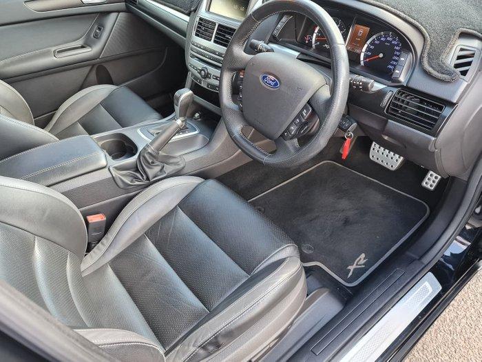 2015 Ford Falcon XR8 FG X Silhouette