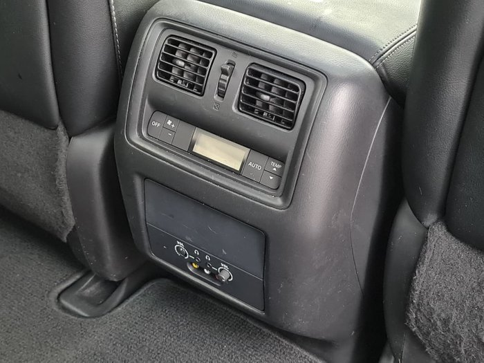 2016 Nissan Pathfinder Ti R52 MY16 4X4 On Demand Gun Metallic
