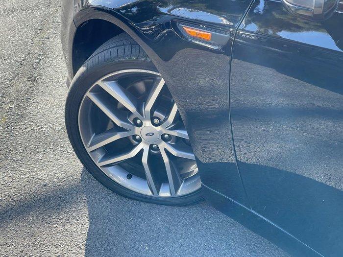 2014 Ford Falcon Ute XR6 Turbo FG X Silhouette