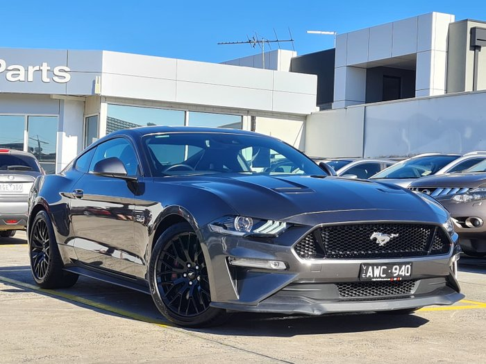 2018 Ford Mustang GT FN MY18 Magnetic