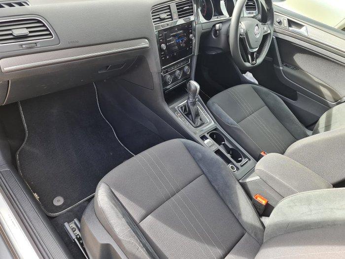 2018 Volkswagen Golf Alltrack 132TSI 7.5 MY18 Four Wheel Drive Indium Grey