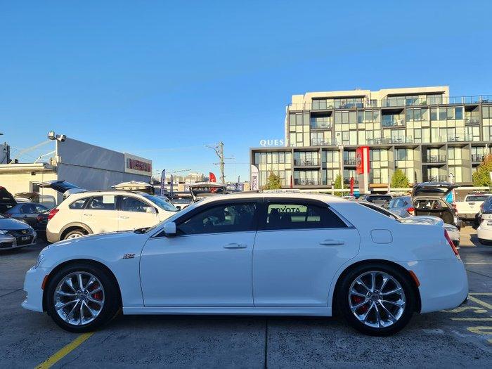 2015 Chrysler 300 SRT LX MY16 Bright White