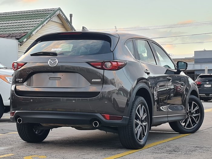 2017 Mazda CX-5 Akera KF Series AWD Titanium Flash