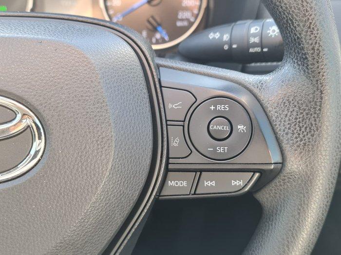 2019 Toyota RAV4 GX AXAH54R 4X4 On Demand Glacier White