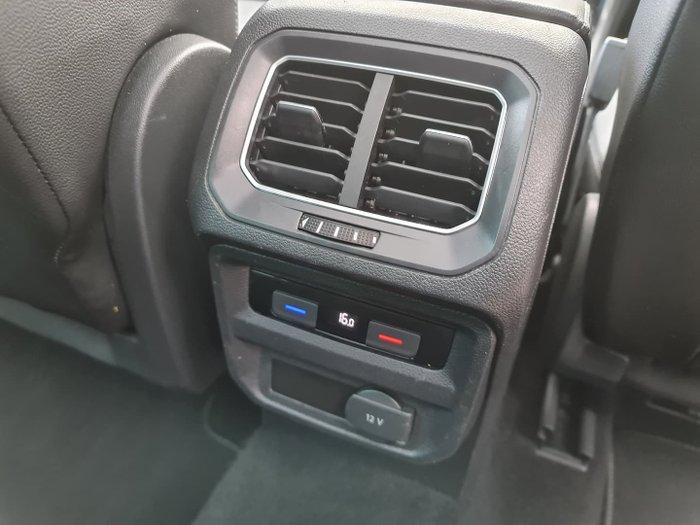 2017 Volkswagen Tiguan 162TSI Highline 5N MY18 Four Wheel Drive Indium Grey