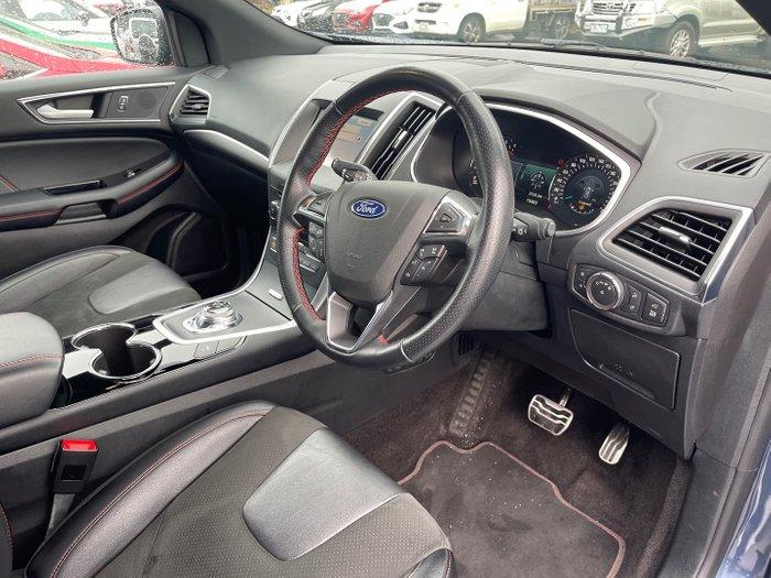 2018 Ford Endura ST-Line CA MY19 AWD Blue Metallic