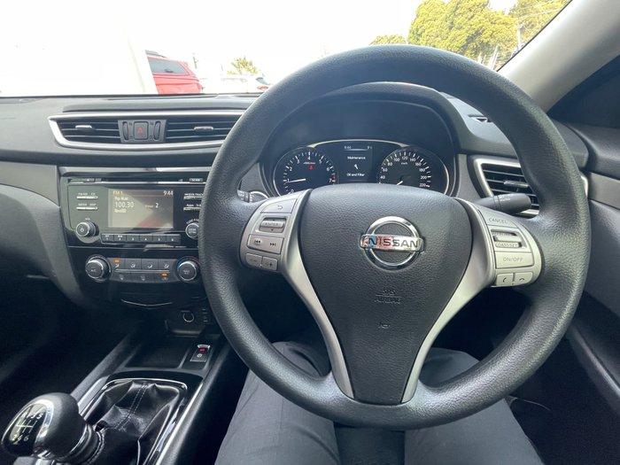 2015 Nissan X-TRAIL ST T32 Diamond Black