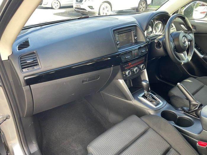 2014 Mazda CX-5 Maxx Sport KE Series MY14 AWD Aluminium