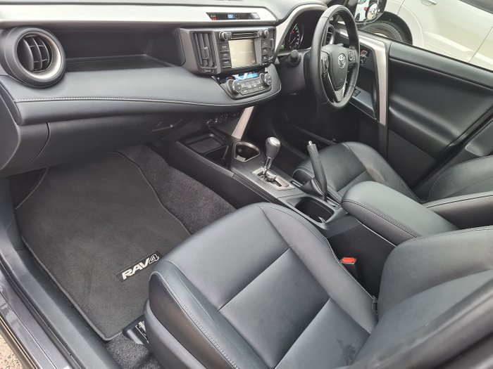 2018 Toyota RAV4 Cruiser ASA44R AWD Graphite