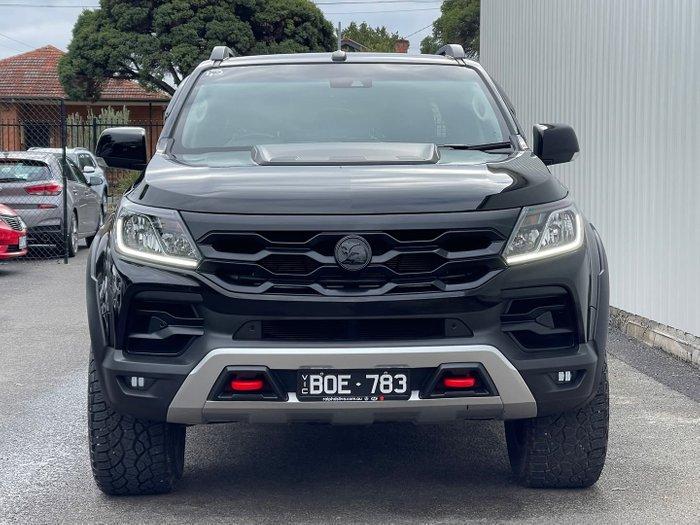 2019 Holden Special Vehicles Colorado SportsCat+ RG MY19 4X4 Dual Range Mineral Black